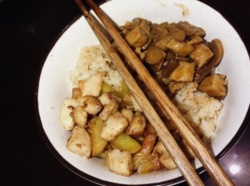 Garlic-Butter Chicken andPotatoes