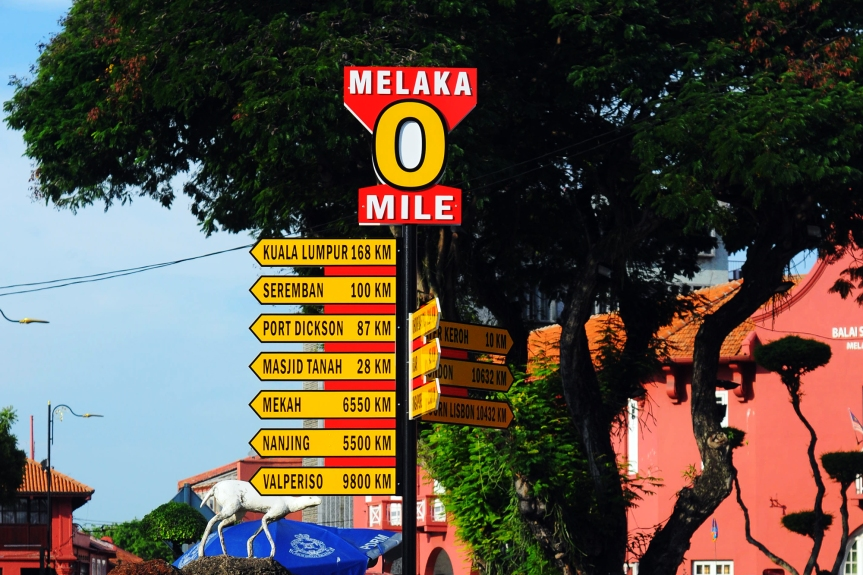 Backpacking Southeast Asia: Malacca