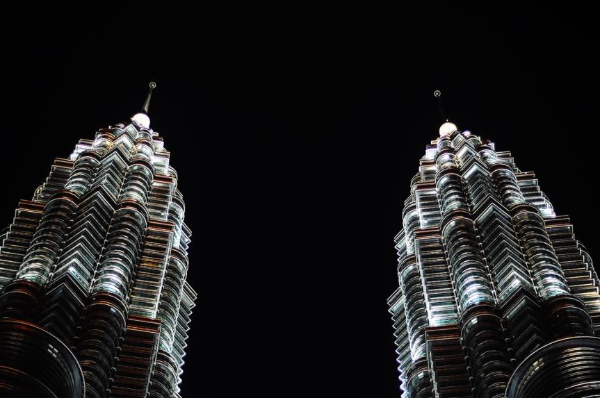 Backpacking Southeast Asia: KualaLumpur